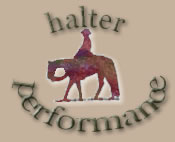 Halter and Performace